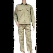 Quần áo kaki cao cấp - Quần may 04 túi hộp (Mầu: Ghi đá, xi măng, xanh nước biển, xanh nhạt))