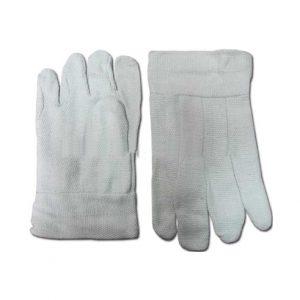 Găng tay chống cháy, chống nóng Amiang dài
