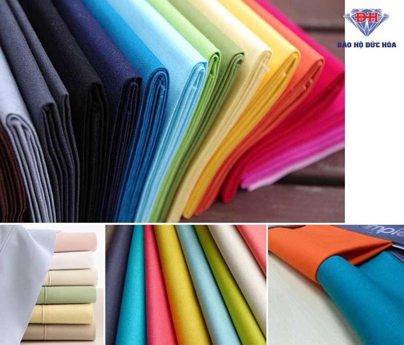 4 loại vải thường dùng để may đồng phục bạn nên biết